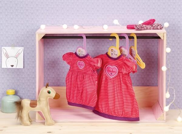 Kleidung & Accessoires Babypuppen & Zubehör Zapf Creation 870020 Dolly Moda Schlafkleid 38-46 cm