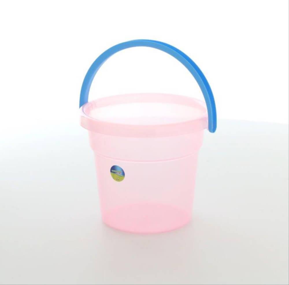 Outdoor active Sandeimer transparent 2-fach sortiert