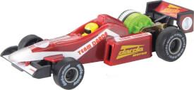 darda Formel 1 Rennwagen, rot