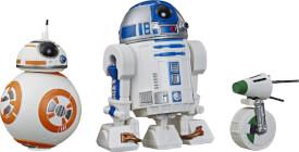 Hasbro E3118EU4 Star Wars Galaxy of Adventures Episode 9 Droiden 3er-Pack