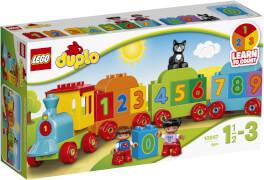 LEGO® DUPLO® 10847 Zahlenzug, 23 Teile, ab 1 Jahr
