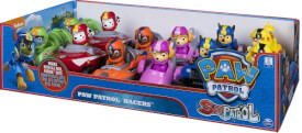 Spin Master Paw Patrol Rescue Racers, Kunststoff, ca. 11x6x8 cm, ab 3 Jahre, sortiert
