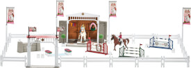 Schleich Horse Club 42338 Großes Reitturnier mit Pferden