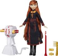 Hasbro E7003ES0 Disney Die Eiskönigin 2 Flechtspaß Anna