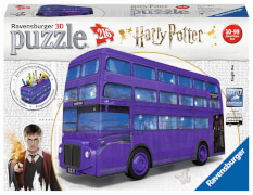 Ravensburger 11158 Puzzleball Harry Potter Knight Bus 216 Teile