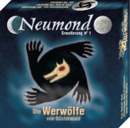 Asmodee Lui meme - Die Werwölfe von Düsterwald - Neumond - Erweiterung