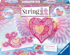Ravensburger 180653 String it Maxi - 3D Heart