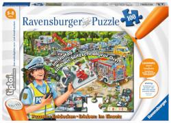 Ravensburger 00554 tiptoi® - Puzzlen, Entdecken, Erleben: Im Einsatz
