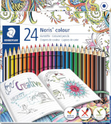 Farbstift Noris Colour 24 St.-Johanna B