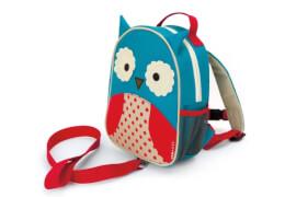 Skip Hop Zoo Let Owl - Kinderrucksack mit Leine, Eule