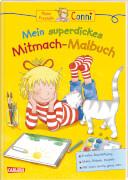 Conni Gelbe Reihe: Mein superdickes Mitmach-Malbuch