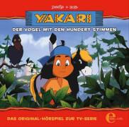 Yakari - Folge 26: Das schnellste Tier der Prärie (CD)