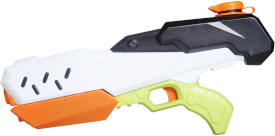 Splash & Fun Wasserpistole, Schuss- und Pumpfunktion 34 cm