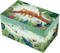 Schmuck Spieldose ''Die Savanne''